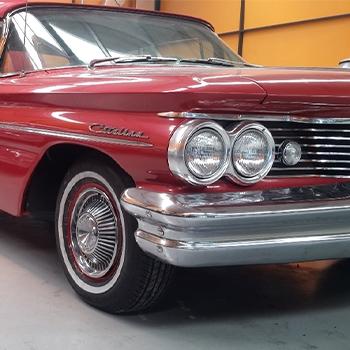 1960 Pontiac Catalina Convertible